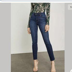 BCBGMAXAZRIA High-Rise Skinny Jeans Size 28